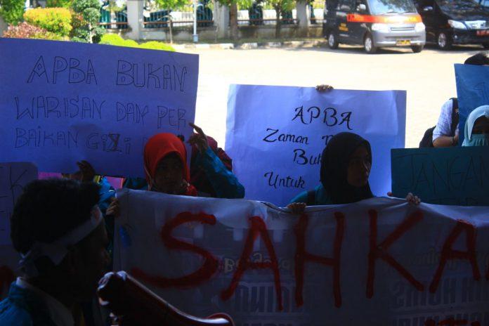 Gubernur surati DPRA terkait Pergub APBA 2018