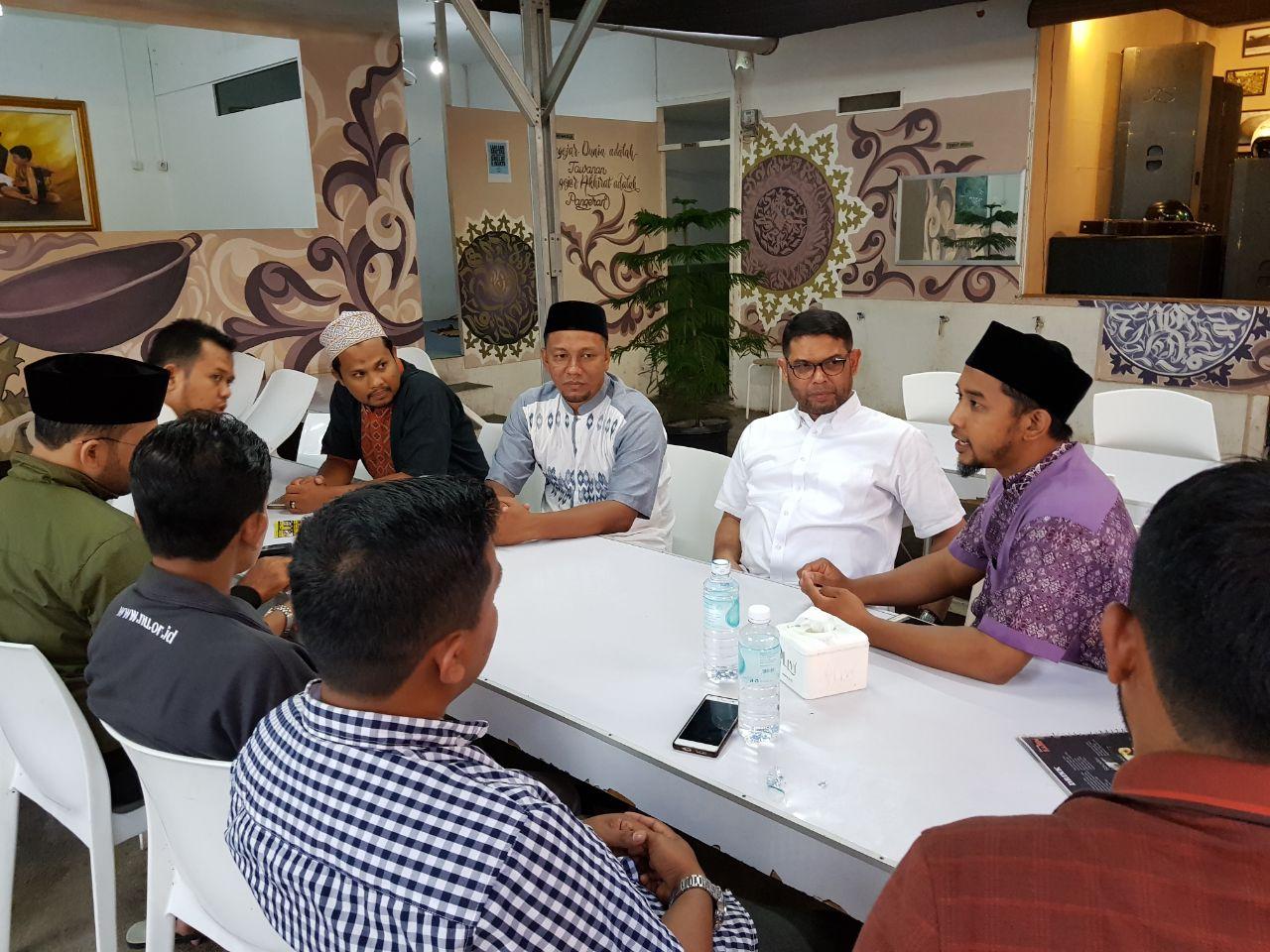 IKAT diminta jadi perekat umat beragama dan mazhab di Aceh