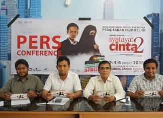 Film Ayat-Ayat Cinta 2 diputar di Banda Aceh, ini harga tiket