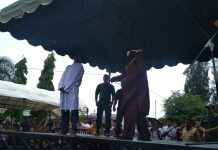 Cabuli cucunya, kakek berusia 72 tahun di Aceh Utara terancam dicambuk