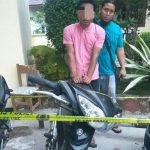 Serahkan diri ke kantor keuchik, pelaku curanmor di Langsa diamankan