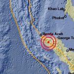 Gempa 5,3 SR guncang Banda Aceh dan sekitarnya