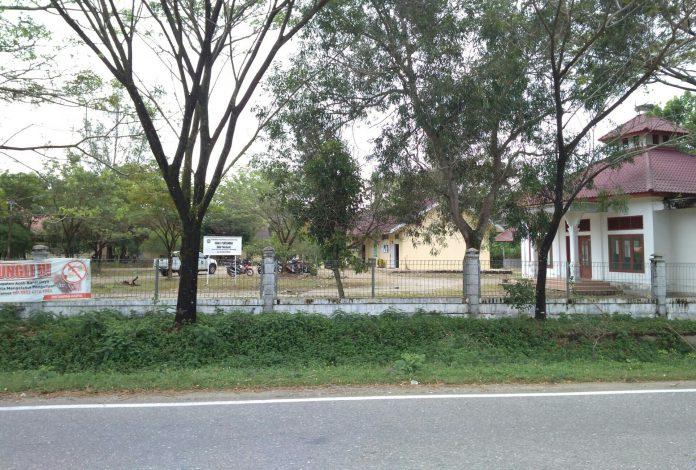 Komplek perkantoran di Abdya akan disulap jadi kawasan industri