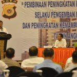 Pemerintah Aceh dukung upaya penguatan kapasitas PPNS Aceh