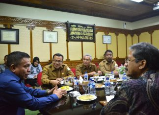 Irwandi: JK perintis perdamaian Aceh, wajib dapat penghargaan