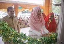 Darwati resmikan Kantor DWP Aceh