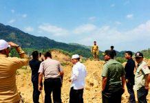 Bupati Aceh Besar tutup lokasi Galian C di Darul Kamal
