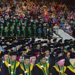Unsyiah wisudakan 1.560 lulusan, jumlah lulusan capai 118.435 orang