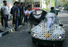 Unsyiah luncurkan mobil listrik untuk kompetisi di Singapura