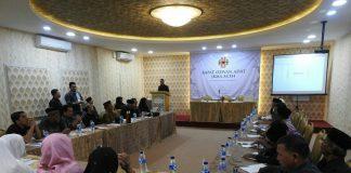 Rapat JKMA Aceh, pemerintah diminta tetapkan wilayah adat
