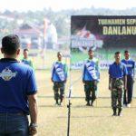 Danlanud Cup Sabang, Angkasa Junior menangi laga perdana