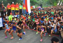 Irwandi sebutkan kendala Marathon Internasional 2018 di Sabang