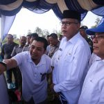 Wagub tinjau lokasi ground breaking Tol Aceh
