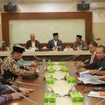 Wagub Aceh terima kunjungan Komisi VIII DPR RI