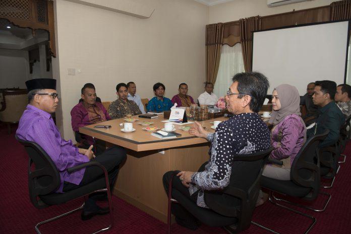Wagub Aceh: Tujuan BPR Mustaqim dijalankan, maka 'lintah darat' tergerus