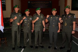 Dandim Aceh Timur dan Dandim Bireuen diganti