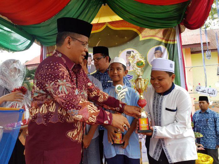 Maulid Nabi, Siswa Banda Aceh diajak teladani sifat Rasulullah