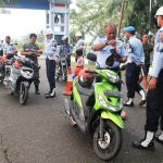 Anggota Lanud SIM Aceh Besar dirazia