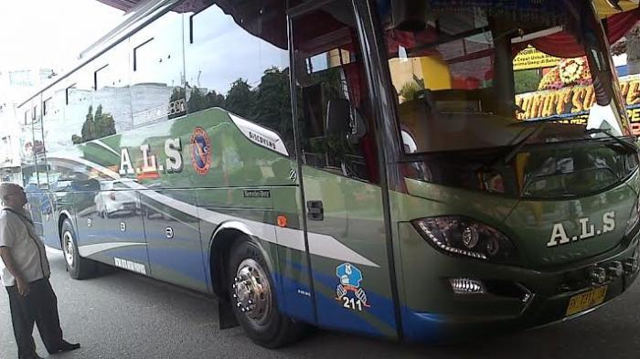Pria asal Banda Aceh curi bus ALS di Medan