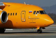 Pesawat penumpang Rusia jatuh, seluruh penumpang dan kru tewas