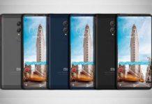 Tampilan Redmi Note 5 terungkap, mirip Galaxy S8