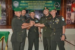 Dandim Aceh Barat dan Aceh Jaya diganti