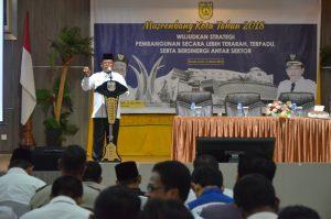 Walkot Banda Aceh: Akhiri ketergantungan pada APBK
