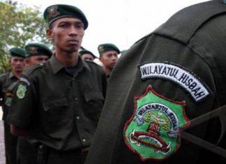 Molornya pengesahan APBA, 900 personel polisi syariah dipecat