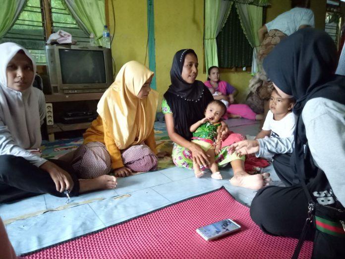 Derita Hidrosefalus, anak usia 2 tahun asal Abdya ini butuh bantuan