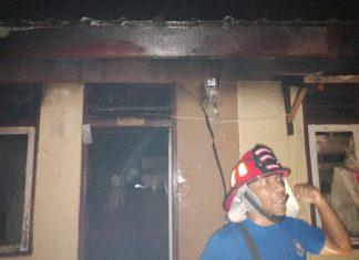 Rumah dan satu mobil di Banda Aceh hangus dilalap api
