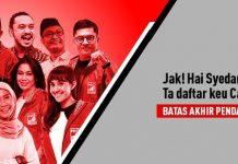 Ingin jadi caleg? PSI Aceh Utara buka pendaftaran