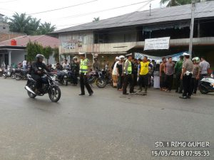 Kecelakaan maut antara motor di Aceh Singkil, seorang pengendara meninggal