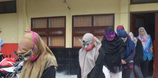 PSK yang diamankan polisi di Aceh Besar rata-rata mahasiswi