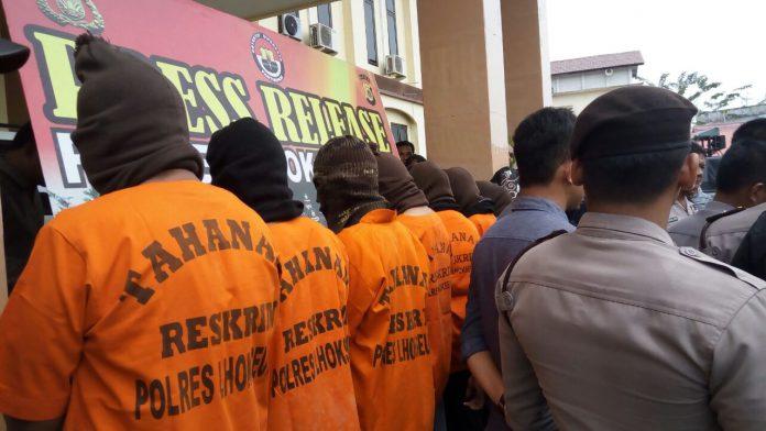 Polisi bongkar prostitusi online di Lhokseumawe, 5 orang diamankan