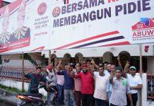 Relawan Tim Sipil gelar konsolidasi hadapi Pilkada Pidie Jaya