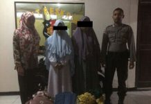 Polsek Meureudu gagalkan 2 wanita pencuri pakaian