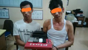 Dua pengedar sabu di Langsa berhasil diringkus