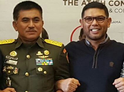 Kehadiran Mayjen TNI Hafil diharapkan bisa kuatkan integrasi Aceh dalam NKRI