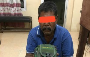 Sering transaksi sabu di rumah, pria 61 tahun di Langsa dibekuk polisi