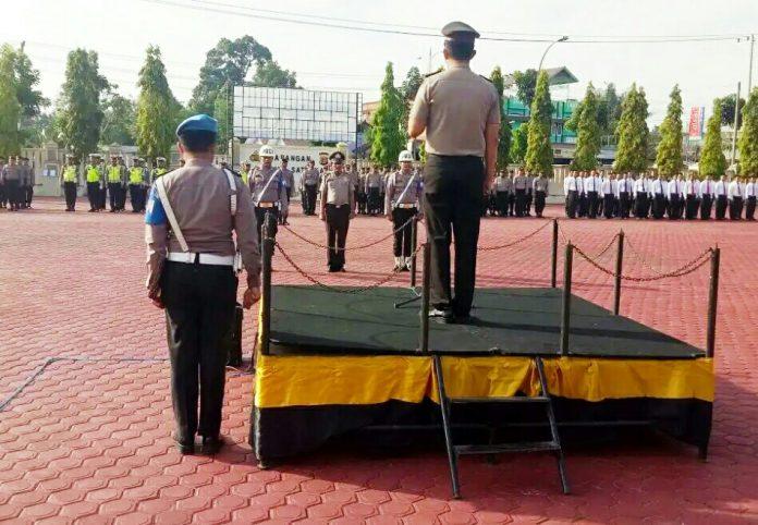 9 personel Polres Aceh Tamiang diberhentikan
