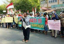 Puluhan warga tak diakui sebagai warga Gampong Sidorejo Langsa