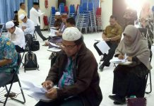 Di Aceh, 223 peserta ikut seleksi calon petugas haji