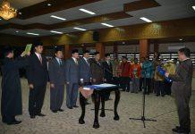 Pejabat BPKS dilantik, Gubernur: Bawa kawasan Sabang lebih maju