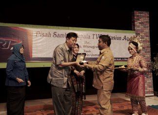 Pemerintah Aceh hadiri pisah sambut Kepala TVRI Stasiun Aceh