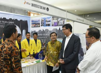 Rektor Unsyiah: Saatnya pemuda bergerak di sektor ekonomi kreatif