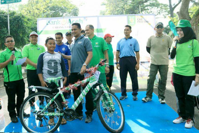 Kehadiran Car Free Day di Sabang, ini harapan Walikota