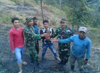 TNI amankan mortir bekas perang dunia ke II di Bener Meriah