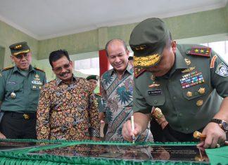 Pangdam harap kehadiran Kodim Aceh Tamiang bisa majukan ekonomi masyarakat