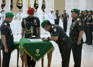 Resmi, Mayjen TNI Teuku Abdul Hafil Fuddin jadi Pangdam IM