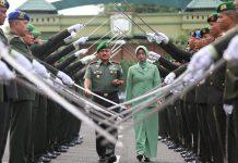 Mayjen TNI Abdul Hafil Fuddin: Saya terasa pulang kampung